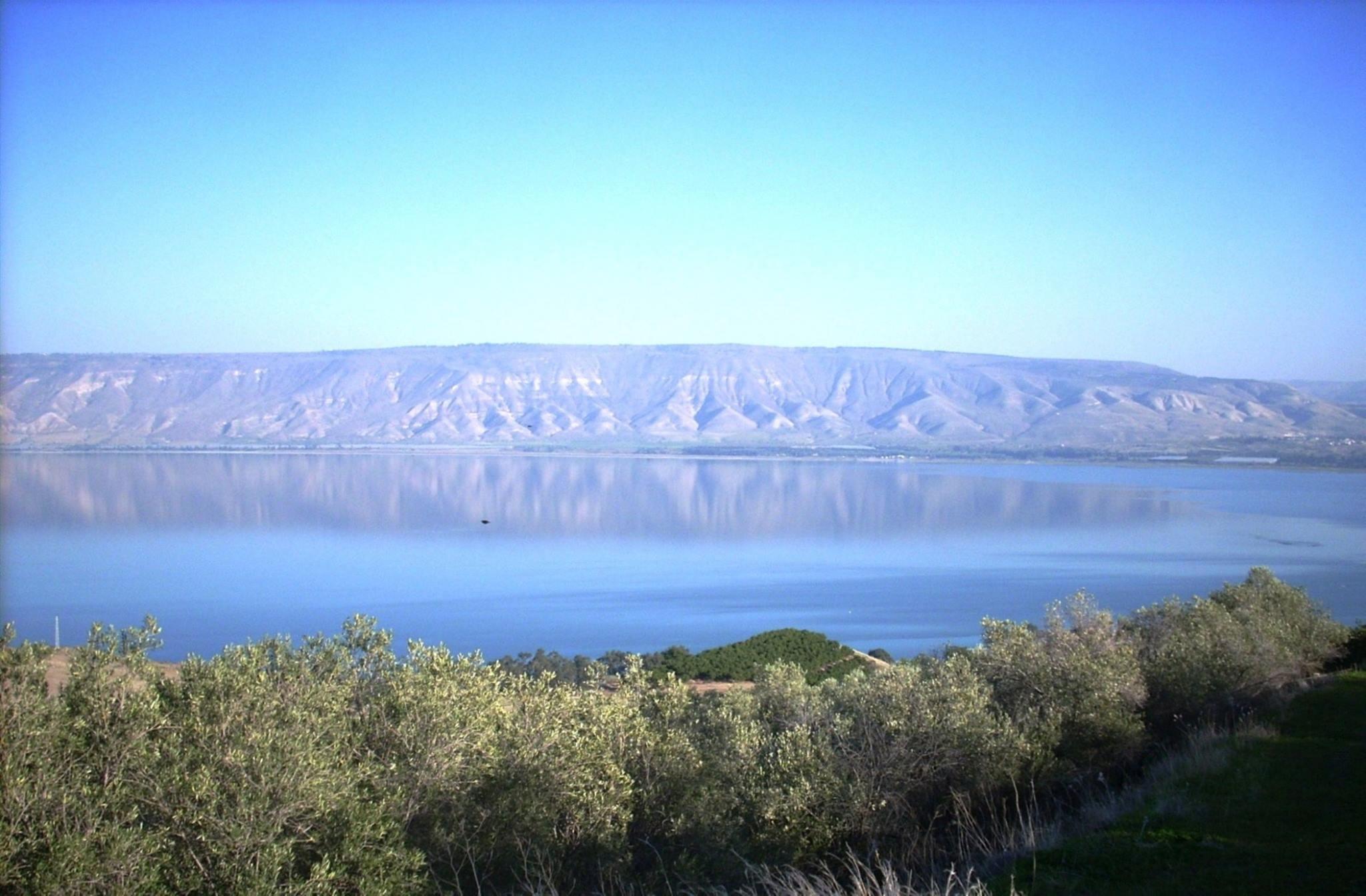 אגם הכינרת