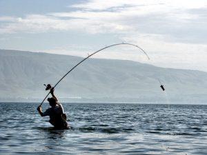 ממשק דייג בכינרת
