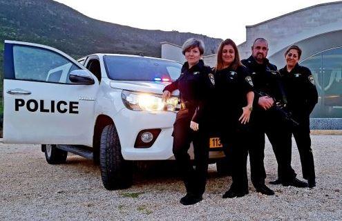 גיוס ליחידה משטרתית התנדבותית