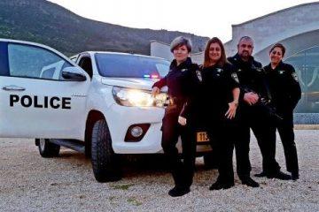 גיוס נרחב ליחידה משטרתית התנדבותית