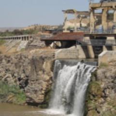 תעלת האפס (הזרמת מים בסכר נהריים)